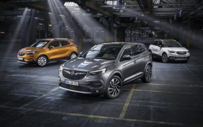 Opel: ancora un mese in forte crescita