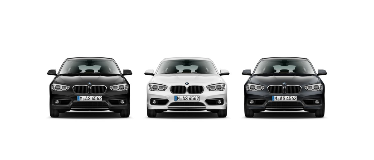 BMW Serie 1 Digital Edition: solo online, solo per 100 ore