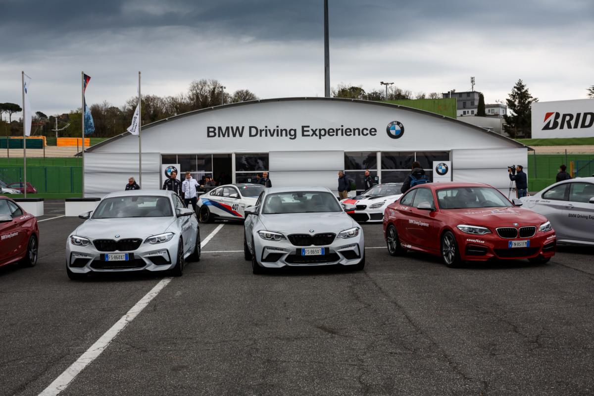 Inaugurata la stagione BMW Driving Experience 2019