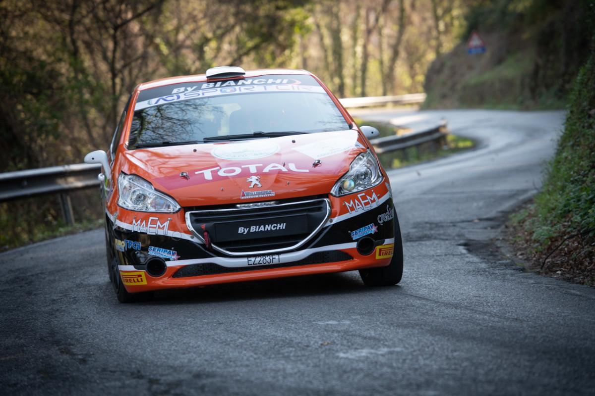 Peugeot Competition: debutto entusiasmante al Ciocco
