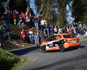 Rallysti a scuola al Trofeo Pirelli-Accademia