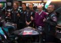 Il sogno di Hamilton? Una MotoGP