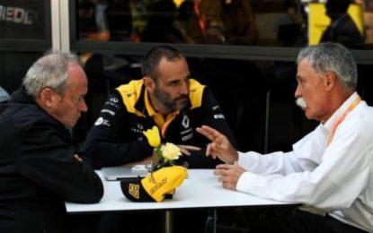 Abiteboul vuole una F1 più attenta all'ambiente
