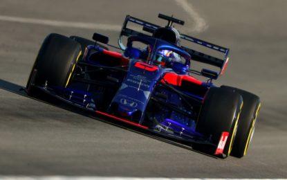 Albon: Toro Rosso soddisfatta del lavoro svolto