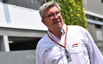 Brawn difende lo show della F1 e fa una previsione su Verstappen