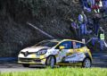 A Ferrarotti il primo successo nel Trofeo Clio R3 Top