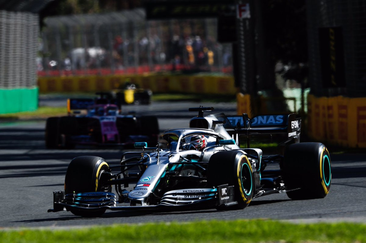 Australia: Mercedes davanti alle Red Bull nelle FP2. Ferrari 5° e 9°