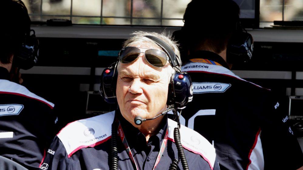 La Williams, alla disperazione, si affida a Sir Patrick Head