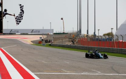 F2 Bahrain: la prima vittoria della stagione a Latifi