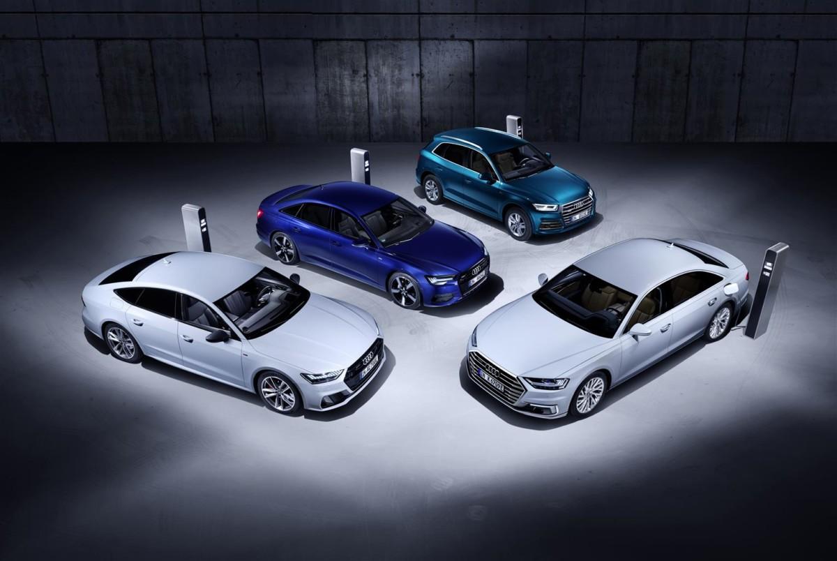 A Ginevra Audi spinge sull'elettrico