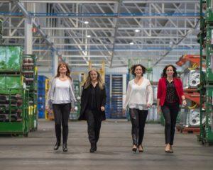 SEAT e la rivoluzione femminile nel mondo dell'auto