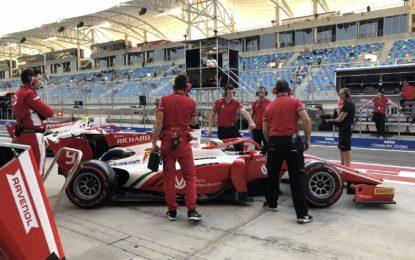 Bahrain: i tre piloti FDA al primo round della Formula 2 2019