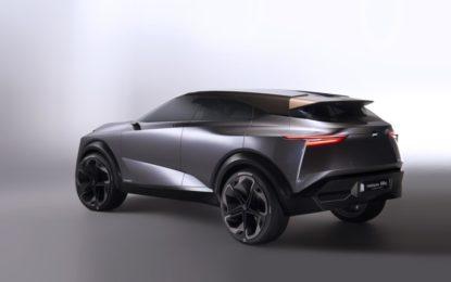 Nissan lancia il concept IMQ