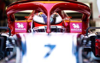 Raikkonen spera in una stagione stile Lotus
