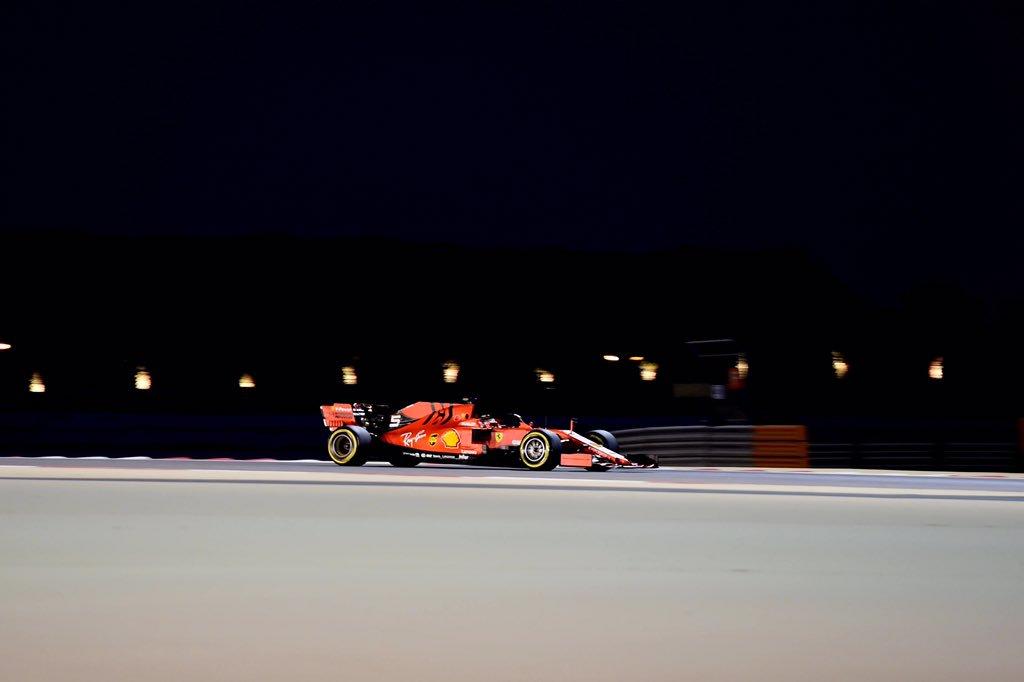Bahrain: venerdì nel segno della Ferrari