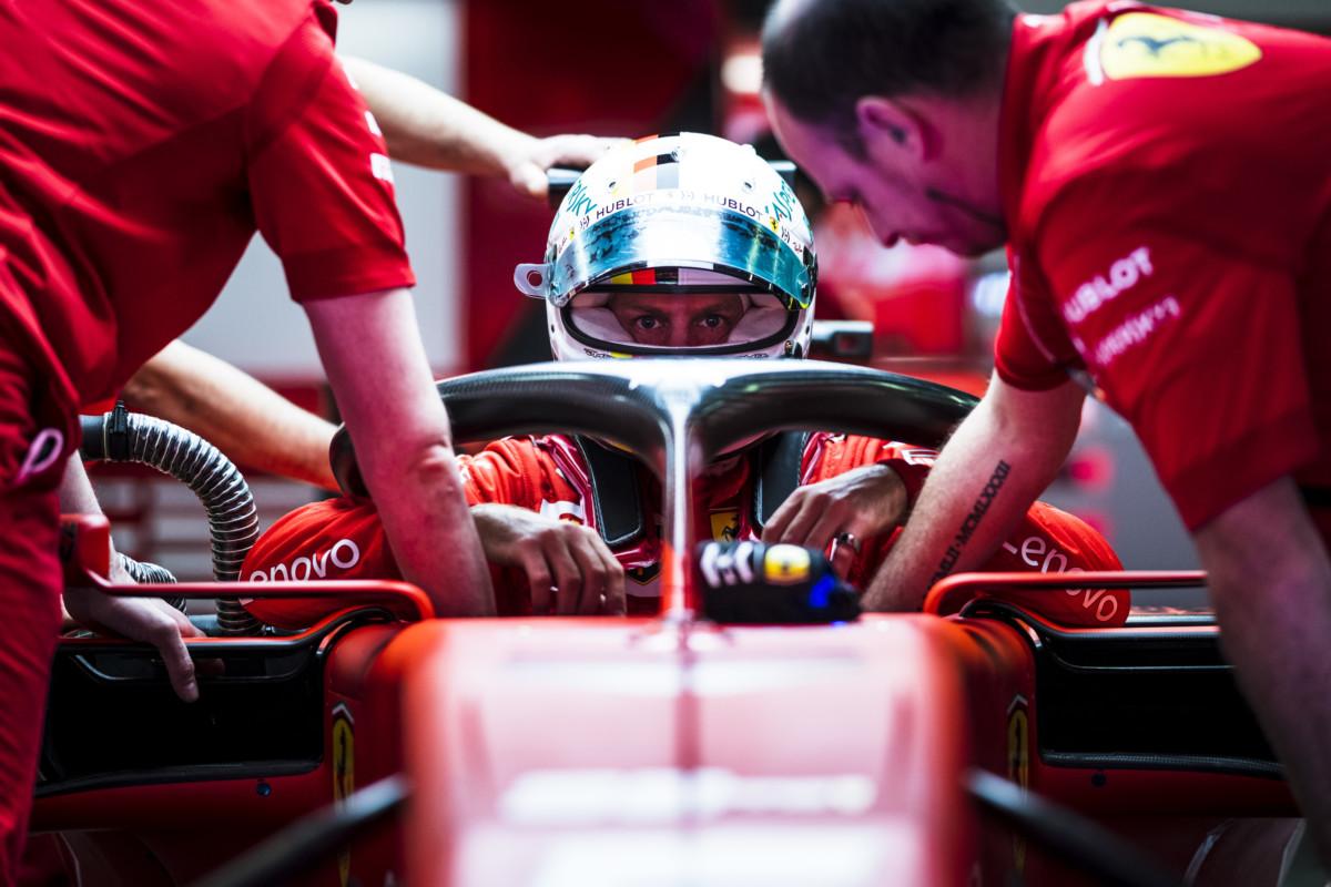 Vettel: con Lina sarà finalmente amore?