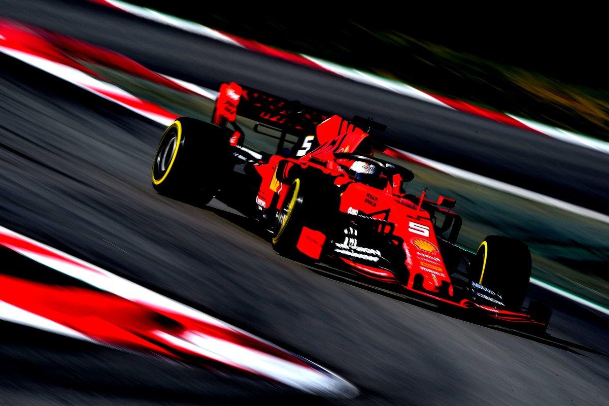 Sebastian Vettel, il signore del 5