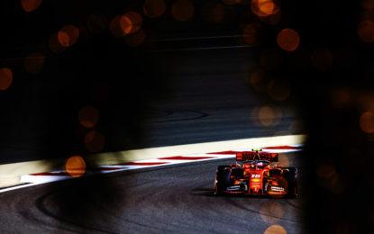 Bahrain: ventaglio di strategie per la gara