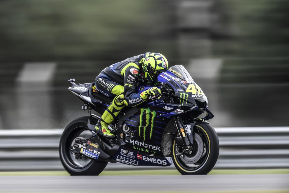 """Rossi: """"Importante lavorare sui dettagli. E se piove…"""""""
