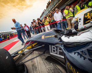 Grandi nomi del motorsport all'Historic Minardi Day