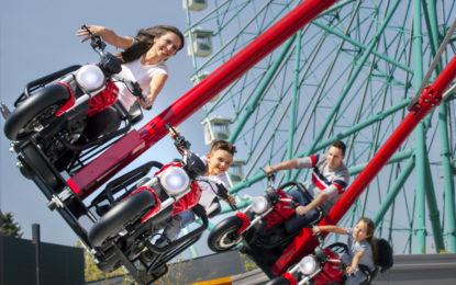 Ducati World: a Mirabilandia si accendono i motori