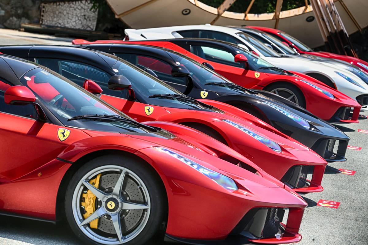 Ferrari Premium: manutenzione esclusiva