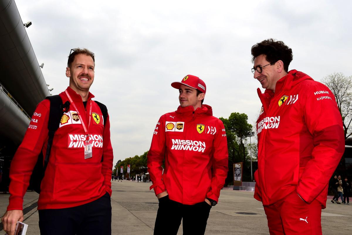 """Ferrari: """"Una buona macchina e un buon clima in squadra"""""""
