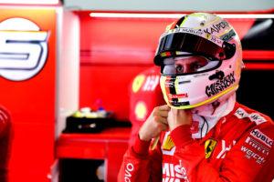 GP CINA  F1/2019 – VENERDI' 12/04/2019