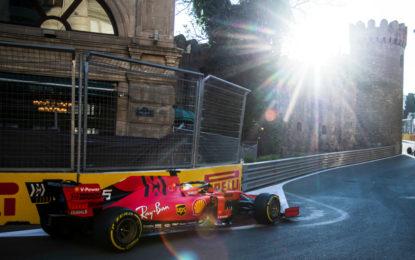 """Vettel: """"Una buona macchina, ma è come un cubo di Rubik"""""""