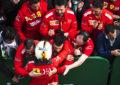 La Ferrari lascia la Cina solo con un terzo e un quinto posto