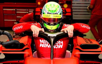 Schumacher non ha fretta di entrare in F1