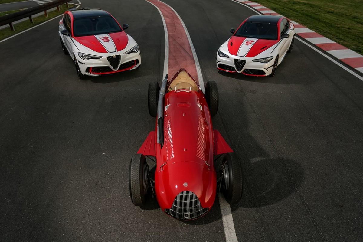 Alfa Romeo celebra i 1000 GP della F1 e quella prima storica vittoria