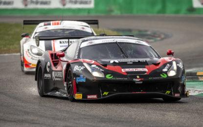 Italiano GT: una Ferrari sul podio a Monza