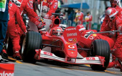 Cina: 1000 GP per la F1 e 750 GP per Brembo