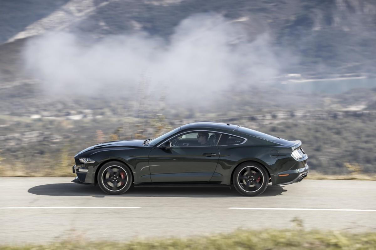 Ford Mustang sportiva più venduta al mondo per il quarto anno