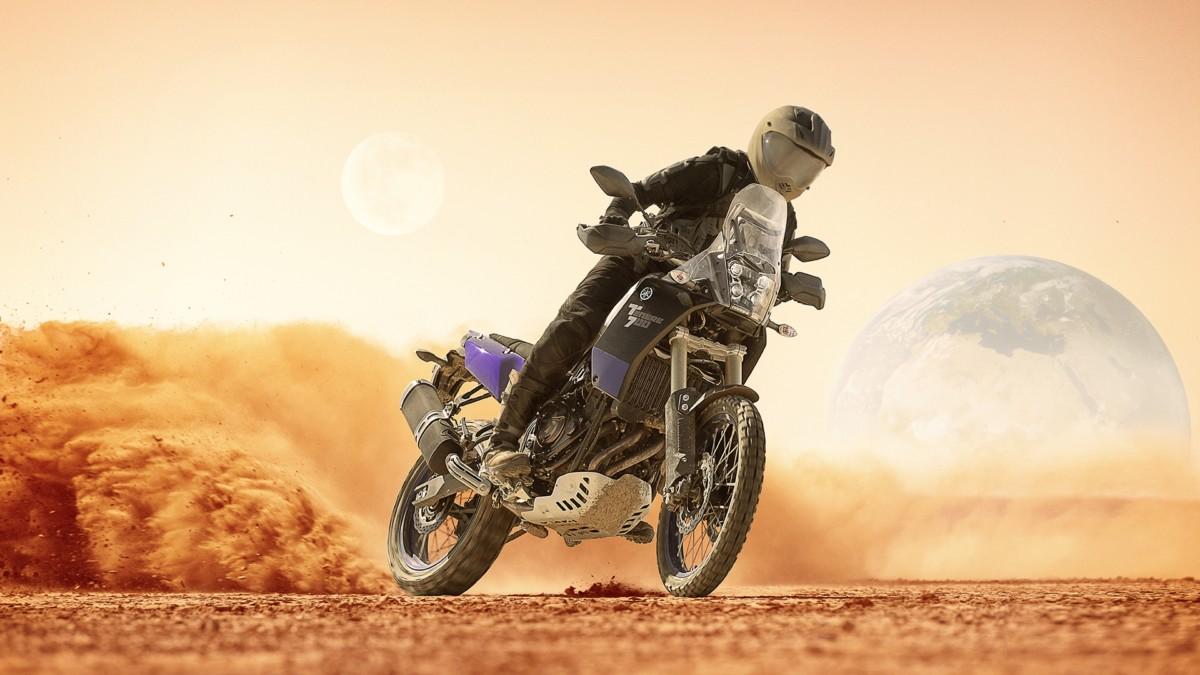 Yamaha Ténéré 700: prenotazioni online