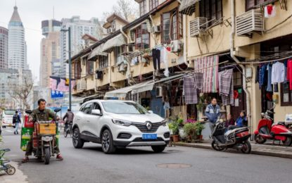 Renault elettrizza la Cina con City K-ZE