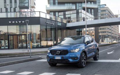 Volvo Car Italia: record assoluto di immatricolazioni in ottobre