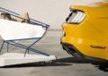 Ford Self-Braking Trolley: a prova di piccoli piloti da supermercato