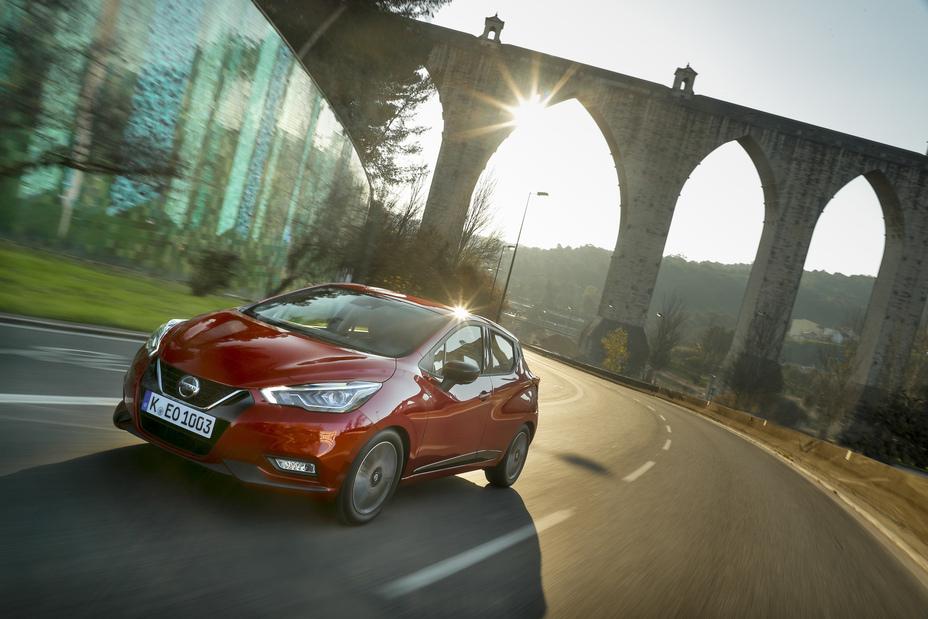 Nissan Micra GPL: esclusiva per il mercato italiano