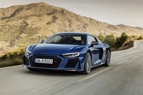 Nuova Audi R8: prevendita, consegne a giugno