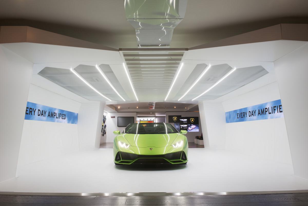 Lamborghini: Living in the Fast Lane