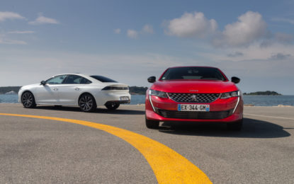 Tennis & Friends 2019: Peugeot scende in campo con la 508
