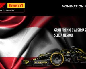 GP Francia 2019: le mescole nominate da Pirelli