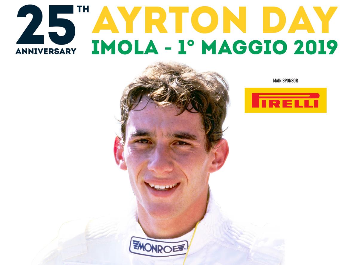 Ayrton Day: all'Autodromo di Imola una giornata di eventi unici