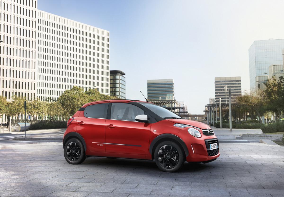 Viaggio nel cuore di Citroën C1