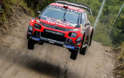 WRC Argentina: Ogier-Ingrassia a caccia del podio