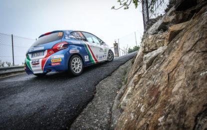 Ciuffi/Gonella e la 208 R2B vincono anche a Sanremo
