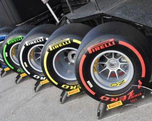 Le mescole per i primi quattro GP di F1 2020
