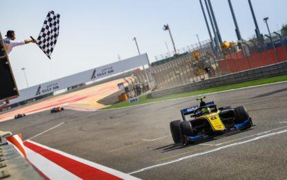 F2 Bahrain: l'inarrestabile Ghiotto conquista Gara 2
